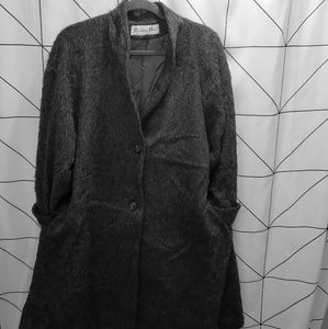 Christian Dior 1950's trench coat